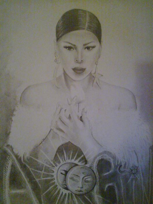 Aygun Kazimova by mahar-art